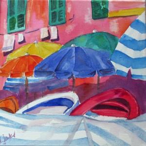 30x30 Sonnenschirme  in Vernazza shop 4