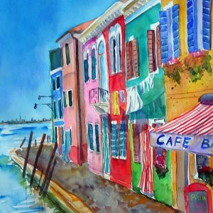 61x46 Burano banchina shop