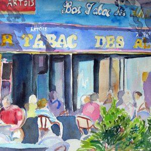 bar tabac shop
