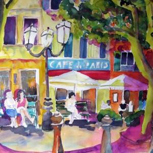 cafe de parisshop